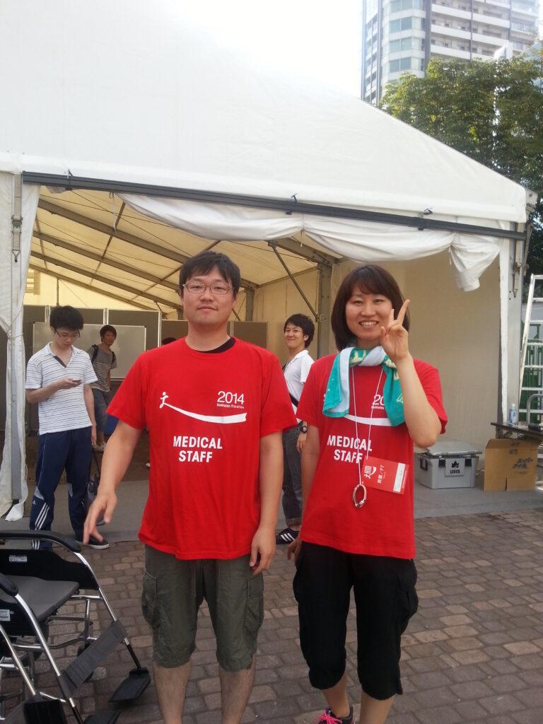 北海道マラソン2014